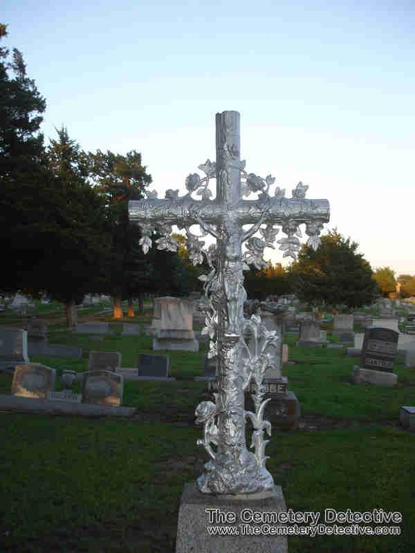 paris texas cemeteries