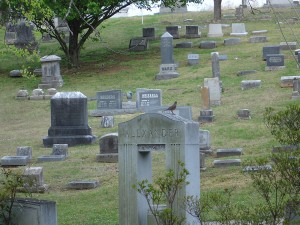 Forest Hills Cemetery - St. Elmo, Tennessee