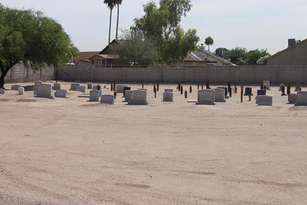 Russian Molokan Cemetery - Glendale Arizona